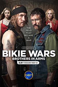 Смотрите онлайн Байкеры: Братья по оружию (мини-сериал)