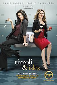 Постер к фильму Риццоли и Айлс