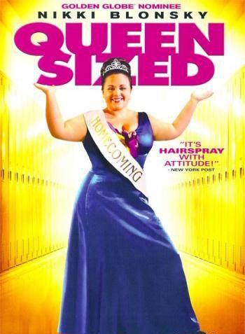 Постер к фильму Королевский размер