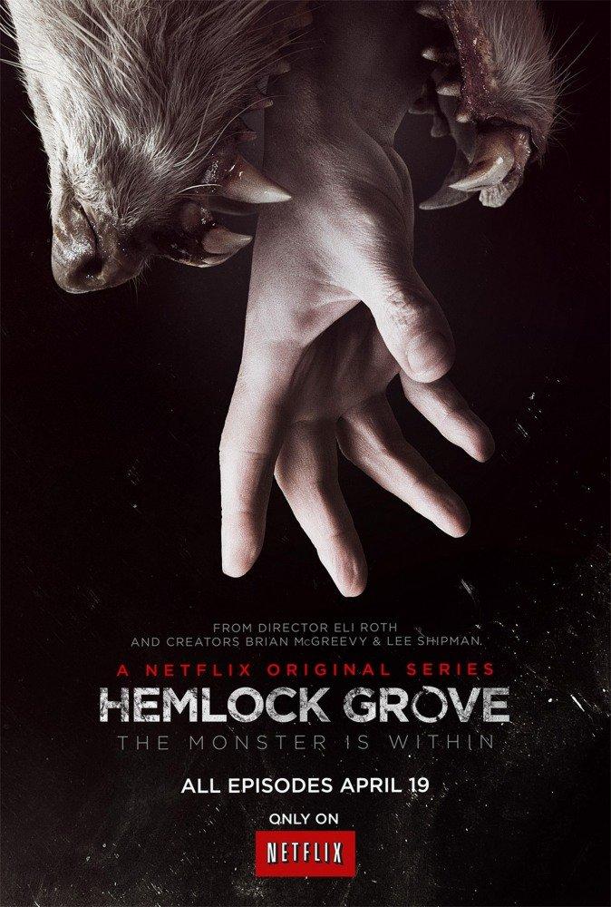 Постер к фильму Хемлок Гроув