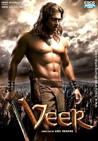 Постер к фильму Вир – герой народа