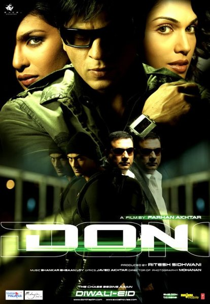 Смотрите онлайн Дон. Главарь мафии
