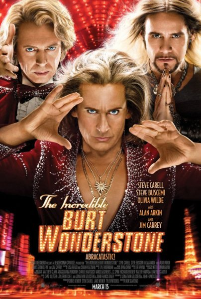 Постер к фильму Невероятный Берт Уандерстоун