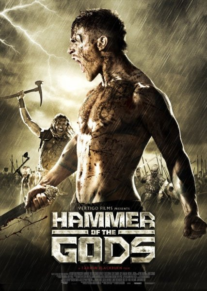 Постер к фильму Молот богов
