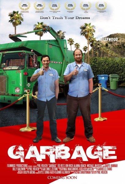 Постер к фильму Голливудский мусор