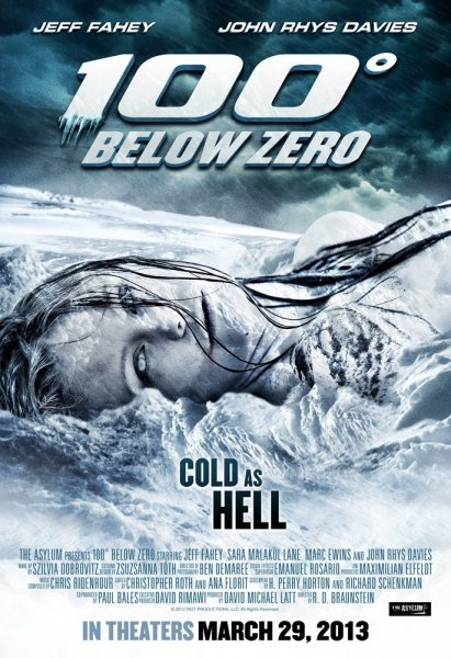 Постер к фильму 100 градусов ниже нуля