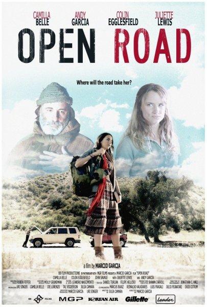 Постер к фильму Открытая дорога