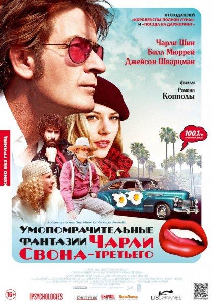 Постер к фильму Умопомрачительные фантазии Чарли Свона-третьего