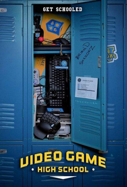 Смотрите онлайн Высшая школа видеоигр