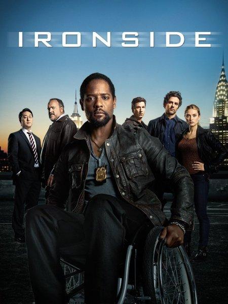 Постер к фильму Айронсайд