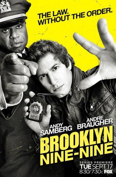 Смотрите онлайн Бруклин 9-9
