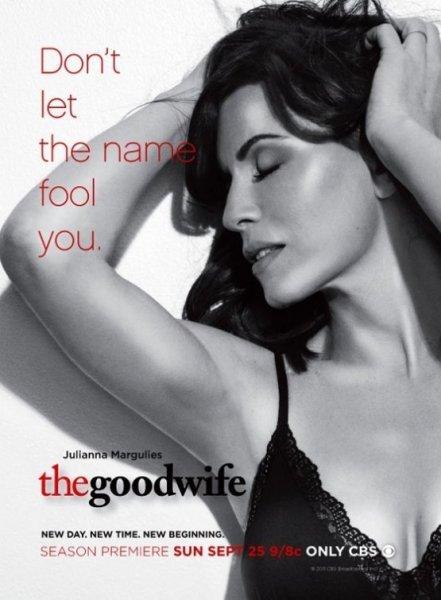 Постер к фильму Правильная жена / Хорошая жена