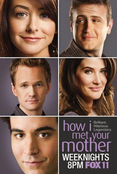 Постер к фильму Как я встретил вашу маму