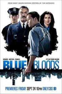 Смотрите онлайн Голубая кровь
