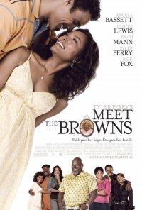 Постер к фильму Знакомство с Браунами