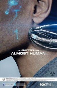 Постер к фильму Почти человек