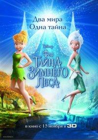 Постер к фильму Феи: Тайна зимнего леса