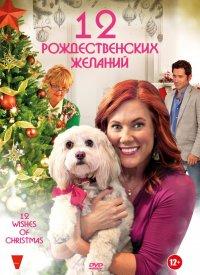 Постер к фильму 12 Рождественских желаний
