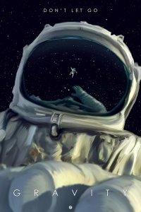 Постер к фильму Гравитация
