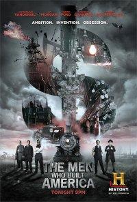Постер к фильму Люди, построившие Америку