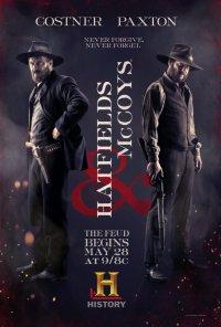 Постер к фильму Хэтфилды и МакКои
