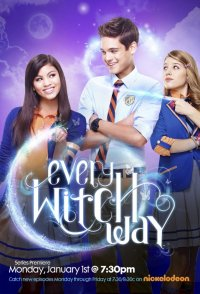 Постер к фильму Путь каждой ведьмы