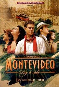 Постер к фильму Монтевидео, увидимся!