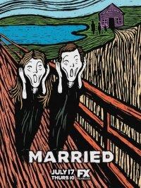 Постер к фильму Женатые / В браке