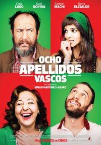 Постер к фильму Восемь баскских фамилий