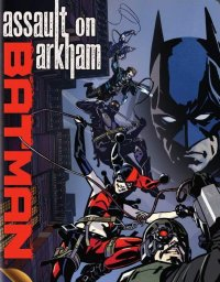 Смотрите онлайн Бэтмен: Нападение на Аркхэм