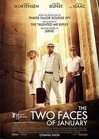 Постер к фильму Два лика января