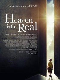 Постер к фильму Небеса реальны