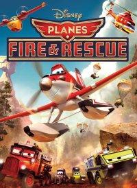 Постер к фильму Самолеты: Огонь и вода