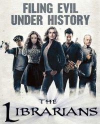 Постер к фильму Библиотекари