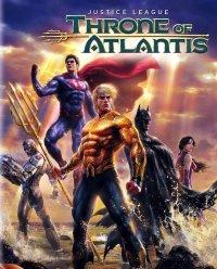 Смотрите онлайн Лига Справедливости: Трон Атлантиды