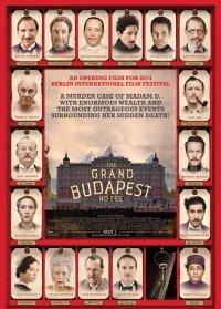 Постер к фильму Отель «Гранд Будапешт»
