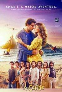 Постер к фильму Цветок Карибского моря (на русском языке)