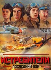 Постер к фильму Истребители: Последний бой