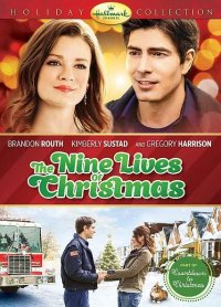 Смотрите онлайн Девять жизней Рождества
