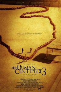 Постер к фильму Человеческая многоножка3