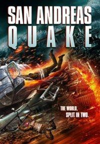 Постер к фильму Землетрясение в Сан-Андреас