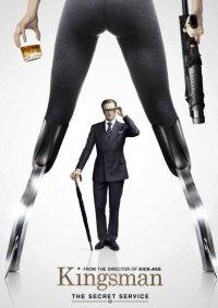 Постер к фильму Kingsman: Секретная служба