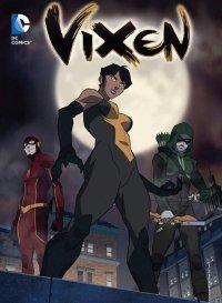 Постер к фильму Виксен