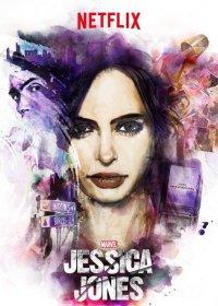 Постер к фильму Джессика Джонс