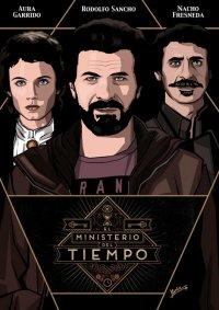 Постер к фильму Министерство времени