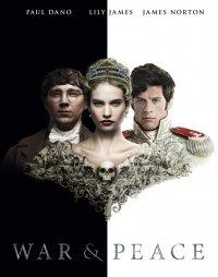 Постер к фильму Война и мир (мини-сериал)