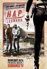 Постер к фильму Хэп и Леонард