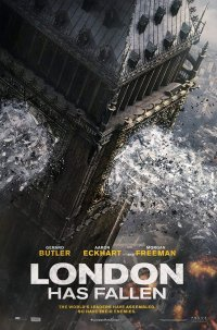 Постер к фильму Падение Лондона