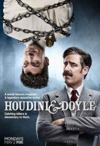 Постер к фильму Гудини и Дойл