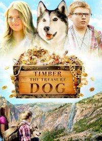 Постер к фильму Тимбер – говорящая собака